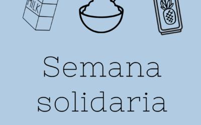 Semana solidaria en la Clínica Universitaria