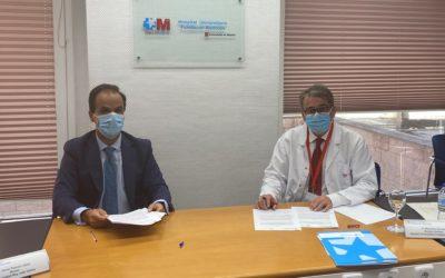Nuevo convenio entre la Fundación Clínica Universitaria de la URJC y el Hospital Fundación Alcorcón