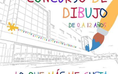 Participa en nuestro concurso de dibujo infantil