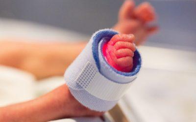 Atención temprana en bebés prematuros