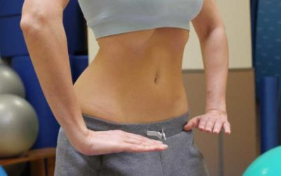 Gimnasia abdominal hipopresiva en la Clínica Universitaria