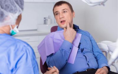 8 signos de problemas de salud oral